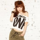 RY8814 White Blouse